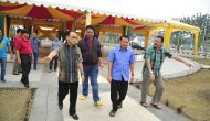Permalink ke Galeri: Pj Gubernur Riau Tinjau Lokasi Pelantikan