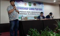 Permalink ke PWI Riau Rencanakan Ikuti Semua Cabor Porwanas 2020