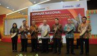 """Permalink ke Galeri: Plt Gubri Buka Acara Seminar Nasional """"Strategi BPD dalam Menghadapi Implementasi Peraturan Menteri Keuangan 235 Tahun 2015"""""""