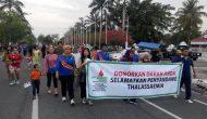 Permalink ke Peringati Hari Thalassaemia Sedunia: YTI Riau Sosialisasi Di CFD