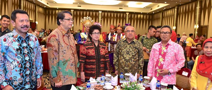 Pembukaan Rapat Kerja Kesehatan Daerah Provinsi Riau Tahun 2017