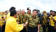 Permalink ke Gubri disaksikan Ketua DPR RI lantik Pengurus DPD PG Kab Rohul