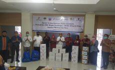 Permalink ke SKK Migas dan KKKS Serahkan Paket Sembako ke PWI Riau
