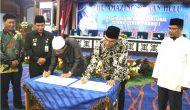 Permalink ke Beri Kemudahan, BRK Syariah Teken MoU Dengan ISQ Syeikh Ibrahim