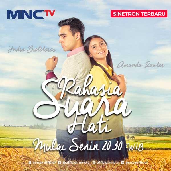 """Permalink ke MNCTV Tampilkan Sinetron Terbaru """"Rahasia Suara Hati"""""""