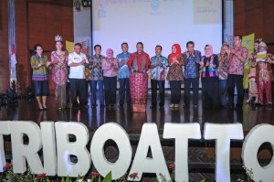 Permalink ke Sumsel Kembali Gelar International Musi Triboatton 2015
