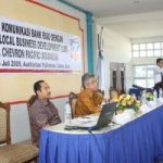 Dialog Bank Riau dengan LBD PT. CPI