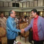 Mambang Mit Hadiri Kongres ISEI di Bukittinggi