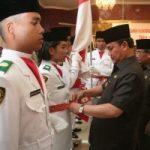 Paskibraka Riau 2009 Resmi Dikukuhkan