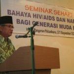 Seminar Bahaya AID dan Narkoba
