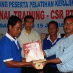 RAPP Gelar Pelatihan Pemanfaatan Rotan Bagi Masyarakat