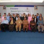 Riaupulp Serahkan Bantuan 12 Tenaga Guru Untuk Kabupaten Pelalawan