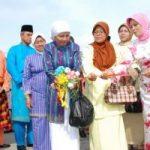 Pawai Ta'aruf dan Bazar MTQ di Bantar Berlangsung Meriah