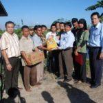 Riaupulp Bantu Korban Banjir 5 Desa di Kabupaten Pelalawan