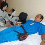 Donor Darah Karyawan Riaupulp Kumpulkan 54.250 cc
