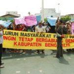 KABUPATEN KEPULAUAN MERANTI TERBENTUK Warga Pulau Padang Kecamatan Merbau Merasa Dizalimi