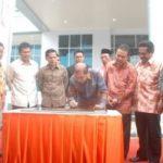 BPK RI Riau Tempati Gedung Baru