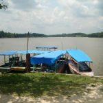 Kawasan Danau Buatan Semakin Tak Terawat