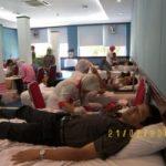Sudah 630.000 cc Darah Mengalir dari KDD Riau Kompleks PT.RAPP