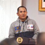 PWI Riau Gelar Halal Bilhalal dan Umumkan Pemenang LKTJ