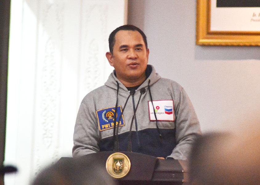 Permalink ke PWI Riau Gelar Halal Bilhalal dan Umumkan Pemenang LKTJ