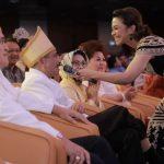 Ruth Sahanaya Hebohkan Launching Festival Sangihe 2016 di Kemenpar
