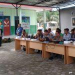 Chevron Taja Sosialisasi Keselamatan di Kecamatan Pinggir