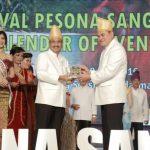 Diluncurkan Festival Pesona Sangihe 2016 dan Calender Event 2017