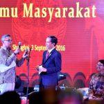 Presiden Jokowi: Kampanyekan Pariwisata Indonesia di Tiongkok