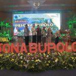 Kemenpar Launching Festival Pesona Bupolo 2016
