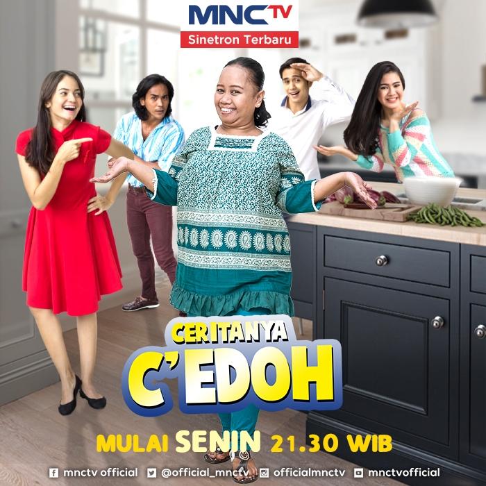 Permalink ke MNCTV Tampilkan Serial Komedi Ceritanya C' Edoh